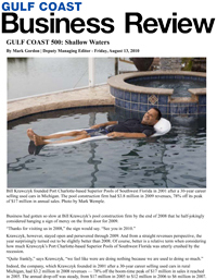 Gulf Coast Business Review - Shallow Waters