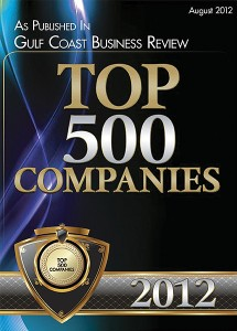Gulf Coast Business Review Names Elite-Weiler Pools Top 500 Company