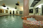 Airport Holiday Inn - indoor pool