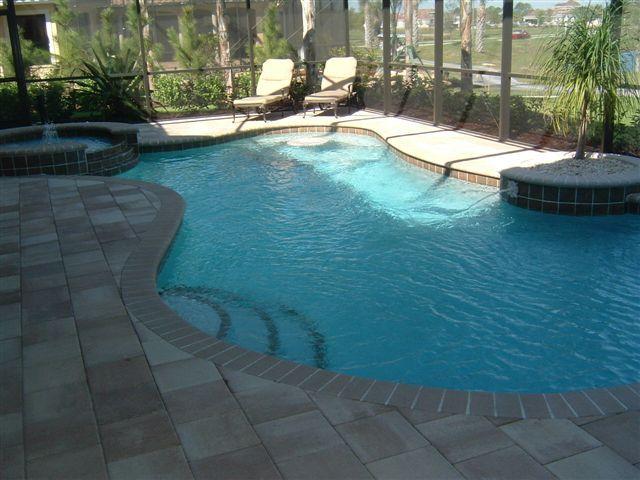 Residential Swimming Pool Builders Sarasota Residential Pool Construction