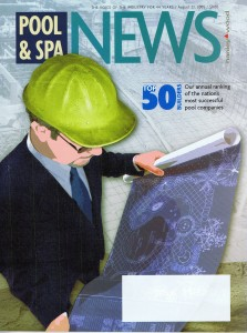 Pool and Spa Top 50 Builders 2005