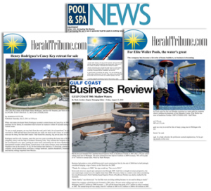 Elite Weiler Pools of Sarasota - Making News