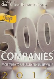 Superior Pools in Top 500 Companies by Revenue 2012