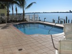 Waterfront Pool Design at Golden Gate Point Sarasota