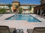 Commercial Pool at Homewood Suites Hotel - Sarasota