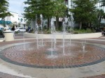 Links Park Fountain - downtown Sarasota