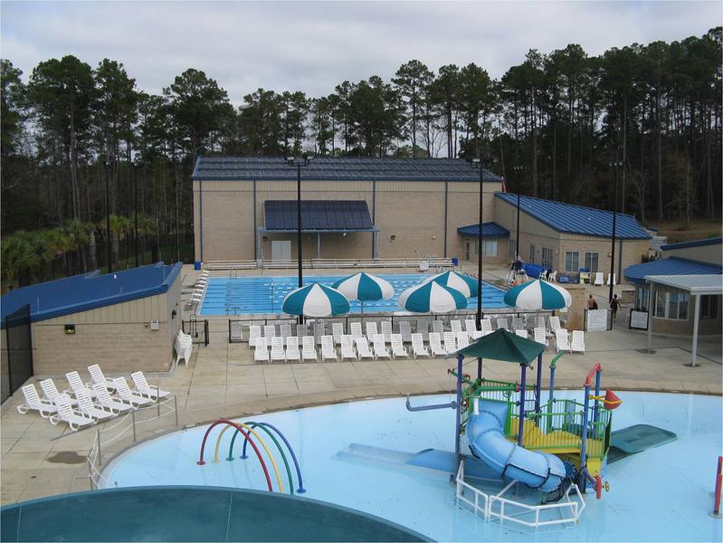 Solar Heated Pool Mclean Park Talahassee Elite Weiler