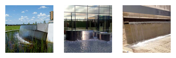Nemours Children's Hospital in Orlando, FL - Fountains built by Elite Weiler Pools
