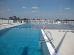 Waveless Wet Deck - Commercial Pool at Oyster Creek Golf Club