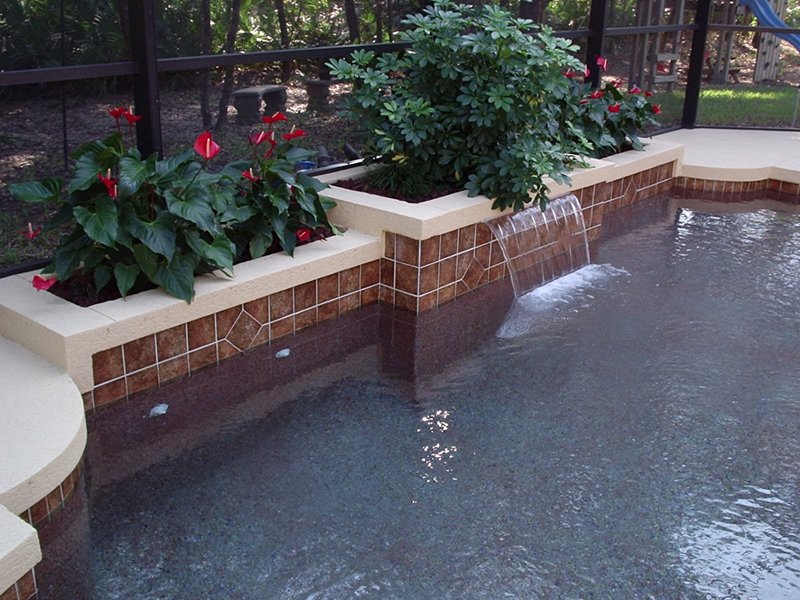 Residential Swimming Pool Builders | Sarasota Residential Pool ...