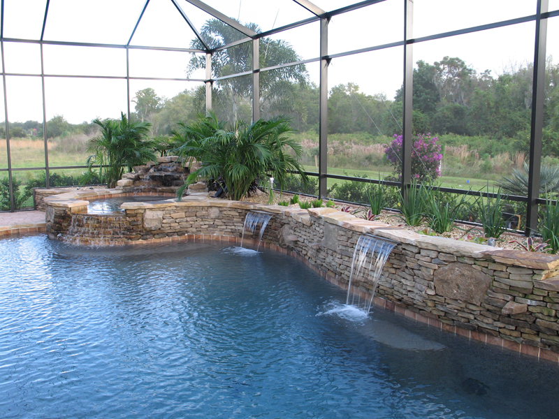Residential swimming pool builders sarasota residential for Swimming pool builders