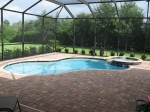 Custom Residential Pool & Spa and tile