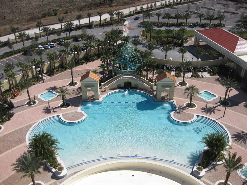 Sarasota commercial swimming pool builders for Commercial pools