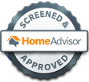 "Elite Weiler Pools has been screened and approved by ""Home Advisor"""