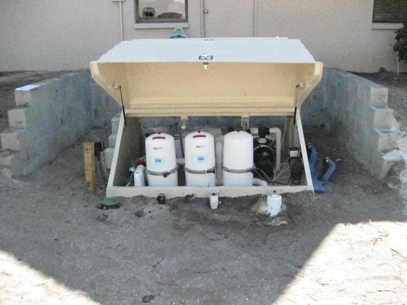 Commercial Pool Equipment Vak Pak At Sea Grape Elite Weiler Pools