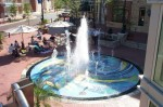 Interactive Fountain at Silver Springs Maryland