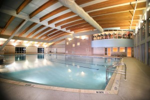 Sun-N-Fun Commercial Indoor Swimming Pool - Remodeled by Elite-Weiler Pools of Sarasota