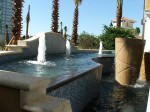 Custom Fountain at Wyndham Bonnet Creek