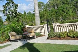 Pre-cast fence columns