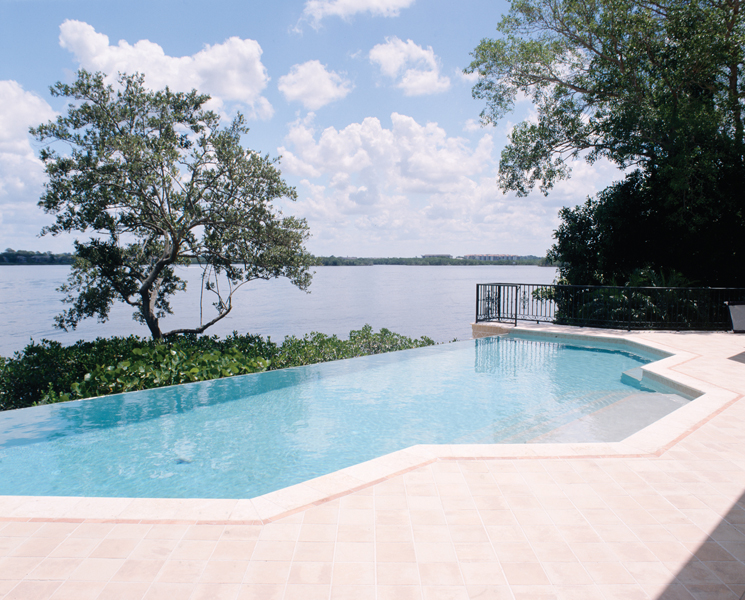 Residential Swimming Pool Builders Sarasota Residential